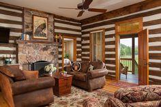 Fort Lewis Lodge cabin comfort.