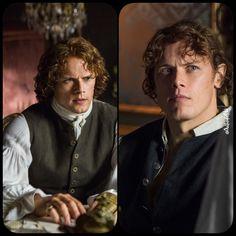 Stills from Episode 206 - (shared by Outlander Headquarter)
