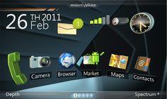 Kanzi: ZTE's 3D UX for ICS handsets