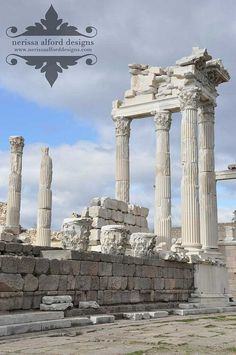 Day1-Pergamum: Photos from our tour of the 7 Churches of Revelations