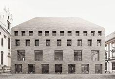 WXCA Architects . Muzeum Książąt Lubomirskich . Wroclaw (1)