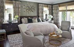 JEFF ANDREWS - DESIGN | PROJECTS    #interiordesign #homedecor #chic #bedroom