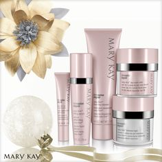 Make her smile this #holiday season with the gift of Beauty. TimeWise Repair® Volu-Firm® Set. Shop: www.marykay.com/LaShon