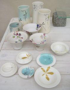 karin eriksson ; functional ceramics by Karin Eriksson