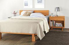 Anders Wood Nightstands - Modern Nightstands - Modern Bedroom Furniture - Room & Board