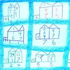 The Waldorf School math Waldorf Curriculum, Waldorf Education, Math Resources, Math Activities, Second Grade Math, Grade 2, Singapore Math, Teaching Methods, Teaching Math