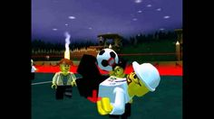 LEGO Soccer Mania PC 2002 Gameplay