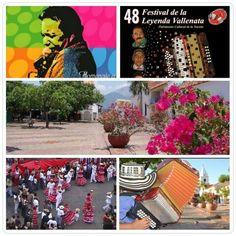 Valledupar mi tierra inicia su el 48 festival de la leyenda vallenata...