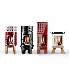 ISSUU - Stack Ceramic Stoves Collection by La Castellamonte and Adriano Design   Catalogue 2014. by adriano design