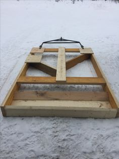 Home made x wood trail groomer Creative Deck Ideas, Natural Gas Generator, Atv Attachments, Tractor Implements, Horse Grooming, How To Make Snow, Snow Plow, Fat Bike, Cross Country Skiing