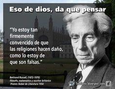 Entrevista a Bertrand Russell. (1959)