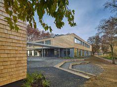 Auszeichnung: Bildungshaus am Lindenbrunnen, (se)arch architekten bda, © Zooey Braun, Fotografie