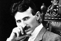 Nikola Tesla is one of the greatest inventors of all time. I admire him, because he changed the century that he lived in, through his discoveries in alternating current.