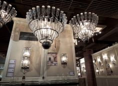 "A full look at Troy Lighting's 121 Main collection. 121 Main uses 3 different types of beer bottles specifically created for this collection, as well as a decorative hanging ""wrecking ball"" center."