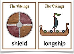 The Vikings Picture Cards - Treetop Displays - A set of 12 wonderful A5 picture cards showing various illustrations of things related to the Vikings. This set serves as a word bank, picture bank, prompts, a display and resources for discussion! Visit our website for more information and for other printable resources by clicking on the provided links. Designed by teachers for Early Years (EYFS), Key Stage 1 (KS1) and Key Stage 2 (KS2).