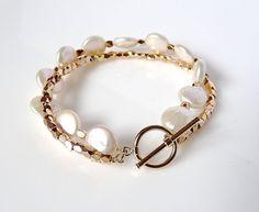 "Armband ""Shine "" von 5 Elements Design auf DaWanda.com"