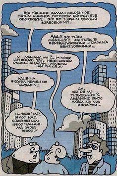 Türk müsün ?
