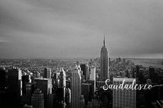 """The View"", NY, 2011 • foto de Daniela Picoral disponível para venda hello@saudades.co • Limited edition fine art prints curated for the interior design market."