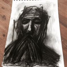 #Regram post to @pinterest #sketch #charcoal #drawing #tone #art #oldman  #draw by chriscossio_28 - #ViralInNature is named by Clutch.co as Canadas Top Social Media Marketing Agency http://vnat.ca/TopSocialMediaAgencyCanada2016 Visit us at http://bit.ly/1seeN6z