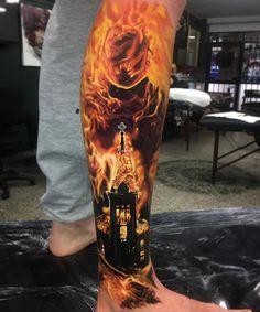 Ben Kaye > Unnamed #tattoo #ink #art