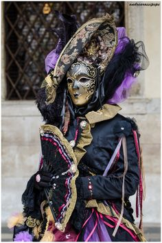 Venice carnival by Andrea Rossi on 500px