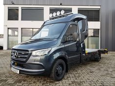 Mercedes Sprinter 907 Low Race #kegger #mercedes #carrecovery