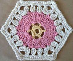 #223 Wheel Within Crochet Dishcloth – Maggie Weldon Maggies Crochet