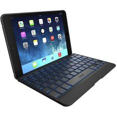 ZAGG Cover Bluetooth Keyboard for Apple iPad mini 2 and 3