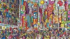 US pop artist James Rizzi, best known for his bright, cartoon-like drawings and 3D constructions, has died aged 61. Alexander Lieventhal, from Art 28 GmbH ...