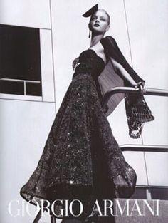 Giorgio armani...glamorous!