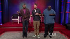 A new episode of Whose Line Is It Anyway including Hart of Dixie heartthrob