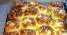 Käsebrötchen mit Fetafüllung