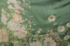 Furisode #293426 Kimono Flea Market Ichiroya