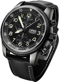Big Crown Timer Chronograph watch by Oris