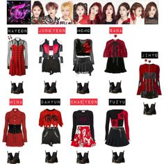 3TWICE Nayeon & Jungyeon & Momo & Sana & Jihyo & Mina & Dahyun & Chaeyeon & Tzuyu