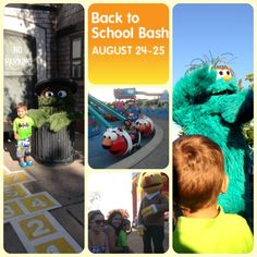 One Last Summer 2013 Hurrah with Sesame Place!