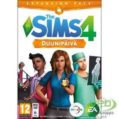 Sims 4 Duunipäivä (lisälevy) PC/MAC 37,99€