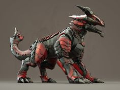 Mestophales Mech Dragon in Octane by Laticis Animal Robot, Robot Dragon, Gundam, Character Art, Character Design, Robot Design, Spaceship Design, Pathfinder Rpg, Robot Concept Art