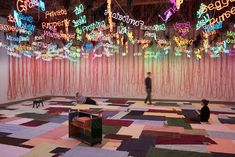 Jason Rhoades,My Madinah. In pursuit of my ermitage...,2004.Mixed media.Dimensions variable.Installation view, 'Jason Rhoades. Installations, 1994 – 2006'.Hauser & Wirth Los Angeles, 2017© The Estate of Jason Rhoades.Courtesy the estate, Hauser & Wirth and David Zwirner.Photo byFredrik Nilsen.