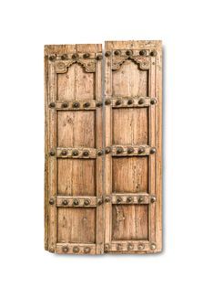 Delightful appeal, aura of a true vintage, and reasonable size—what else can you expect from an authentic antique? This Wooden Door Pair exudes a sense of warmth and vibrancy that will pep-up your interiors. According to ancient mythology, the amalgamation of wood and iron is an insignia of immunity against evil powers. Artisans believed this mythology and designed doors with … Indian Doors, Indian Furniture, Wooden Doors, Mythology, Tall Cabinet Storage, Artisan, Window, Iron, Interiors