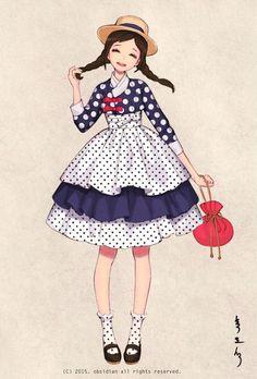 한복 HANBOK, Korean traditional clothes #hanbok | Digital drawing, 2015 South Korea Homepage : Woohnayoung.com Contact : woohnayoung@gmail.com Facebook : www.facebook.com/woohnayoung Twitter : twitter.com/00obsidian00 Tumblr :woohnayoung.tumblr.com/ Pixiv : pixiv.me/obsidian24 Deviantart: theobsidian.deviantart.com/: