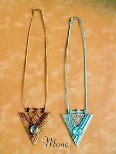 Lace Necklace, Lace Jewelry, Textile Jewelry, Jewelery, Handmade Jewelry, Lace Art, Bobbin Lace Patterns, Yarn Thread, Lacemaking