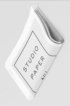 Studio Paper No 1: Estate