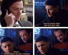 Crowley is bae