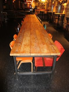 Restaurant Table Reclaimed Pine Top With Round Industrialstyle Stunning Restaurant Dining Room Tables Review