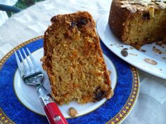 Things to do in Autumn - Baking - Dairy Free Carrot and Coconut Cake