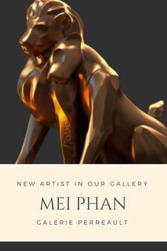 New artist : Mei Han Le Petit Champlain, Old Quebec, New Artists, Whats New, Art Gallery, Sculpture, Motivation, Movie Posters, Painting