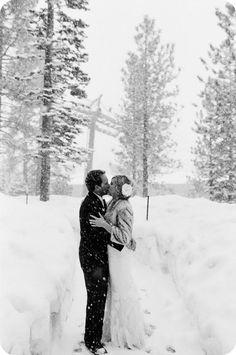 #snow #guidesforbrides #wedding