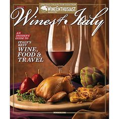 Wine Enthusiast Magazine's Wines of Italy (Special Collector's Edition) at Wine Enthusiast - $9.95