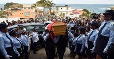 Le dernier hommage à Clarissa Jean-Philippe, la policière tuée à Montrouge